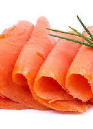 Smoked sliced Salmon 200g Pack