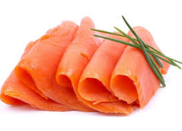 Smoked sliced Salmon 200g Pack