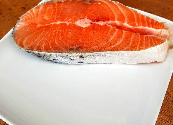Salmon portion 200g
