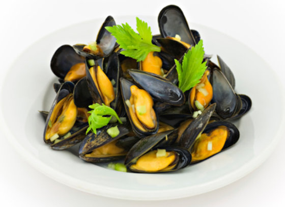 Blue Mussels- frozen
