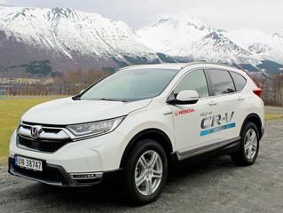 Vinterkampanje på CR-V og HR-V