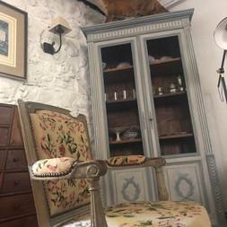 chalet de caractère meubles anciens