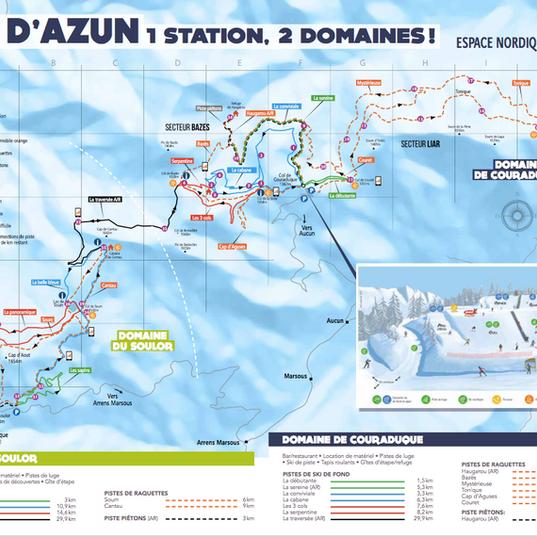 Domaine skiable Val d'Azun