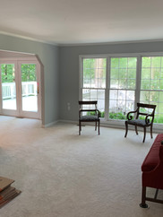 Living Room to DR & Deck
