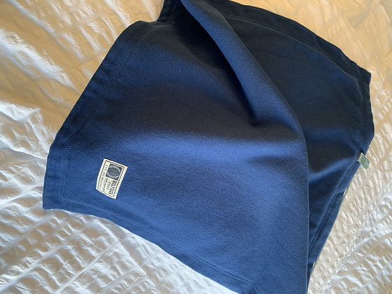 "20"" Tommy Hilfiger Navy Flanged Cover"