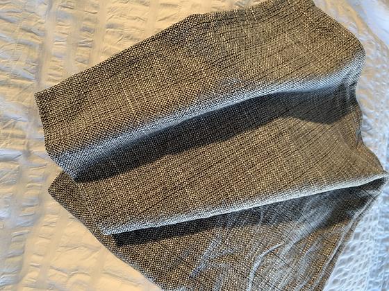 LUMBAR Grey Woven Cover