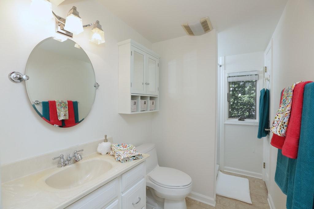 Bathroom 2 After