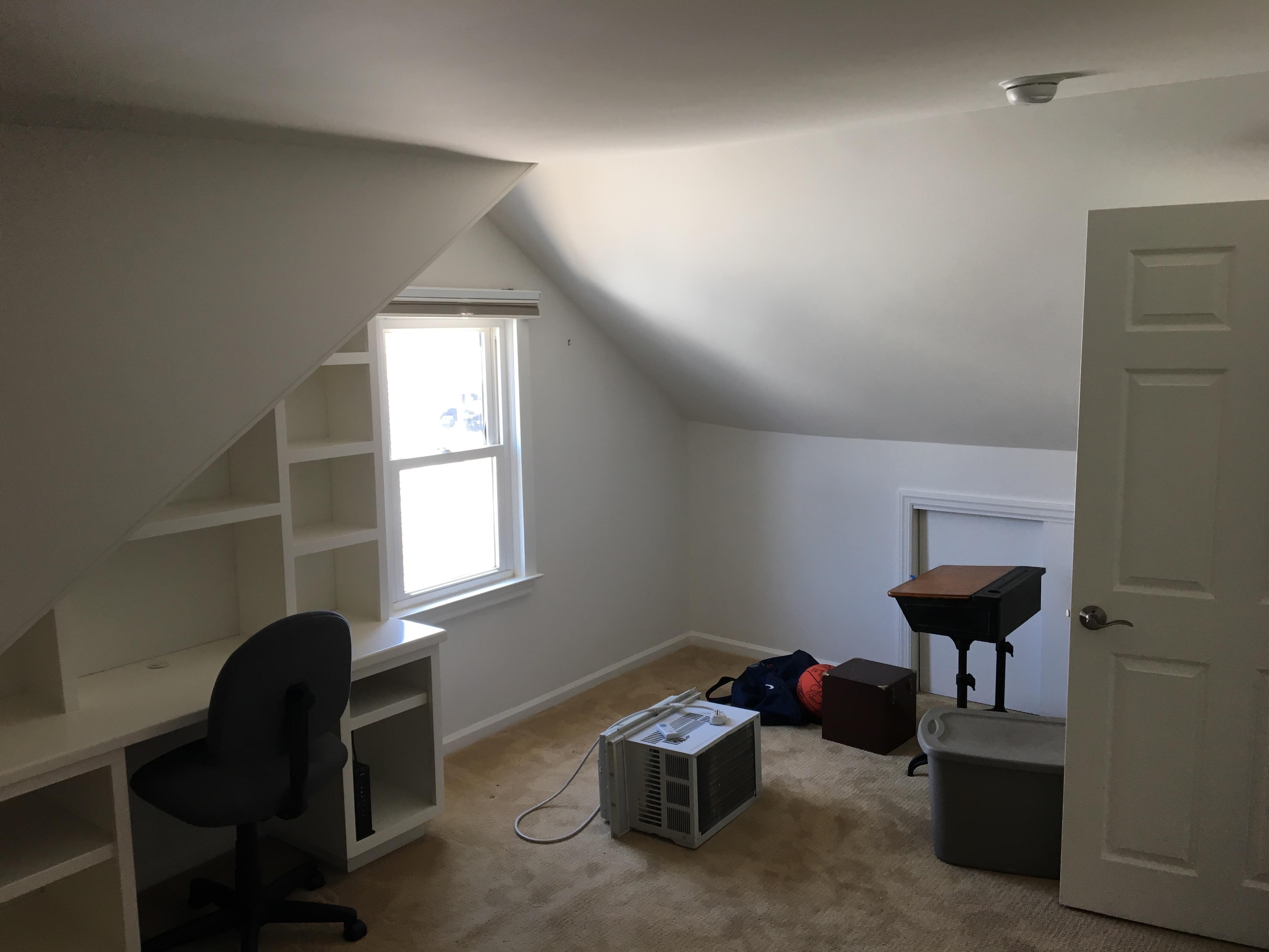 Bedroom 3 Before
