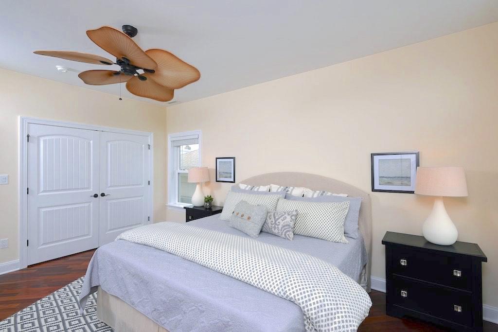 Master Bedroom, After
