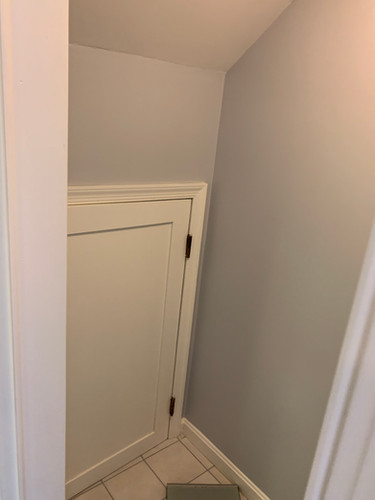 Toilet Room Left