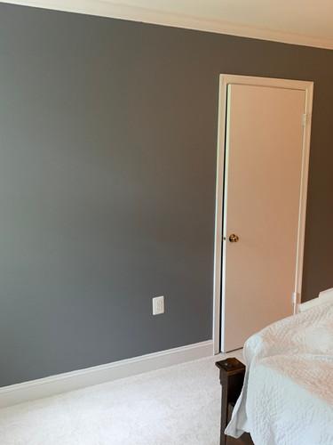 Lily's Room to Hall