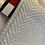 Thumbnail: SET: Tommy Hilfiger Teal & White Chevron Covers