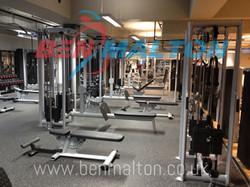 The Gym Group - Cable Benches