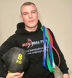 Ben Malton The Gym Group Personal Traine
