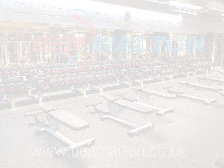 The Gym Group Deansgate - Transparent 1.