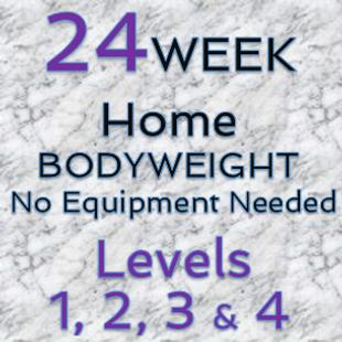 24 Week Bodyweight - Levels 1 2 3 & 4.pn