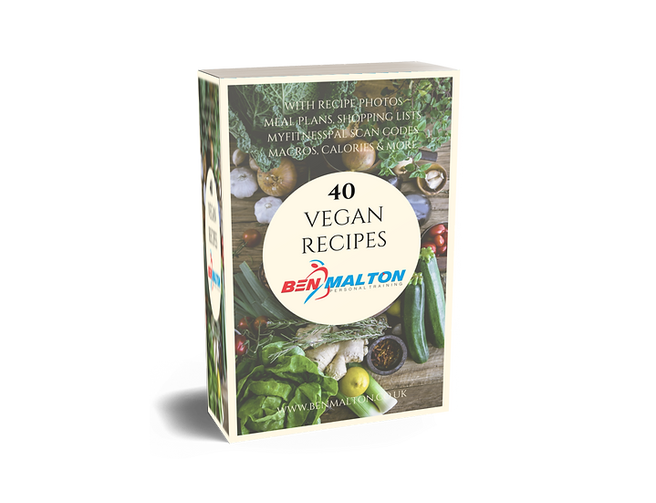 40 Vegan Recipes