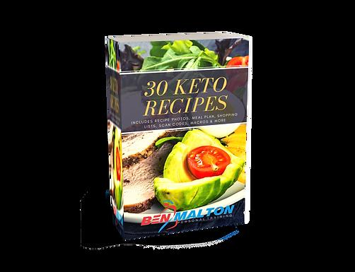 30 Keto Recipes
