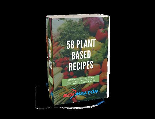 58 Plant Based Recipes