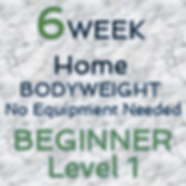 6 Week Bodyweight - Beginner - Level 1.p