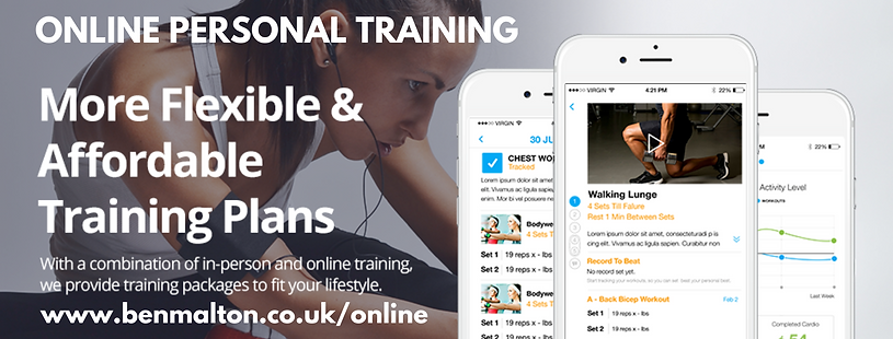 Online Personal Training Manchester
