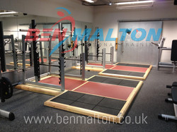 The Gym Group - Olympic Lifting