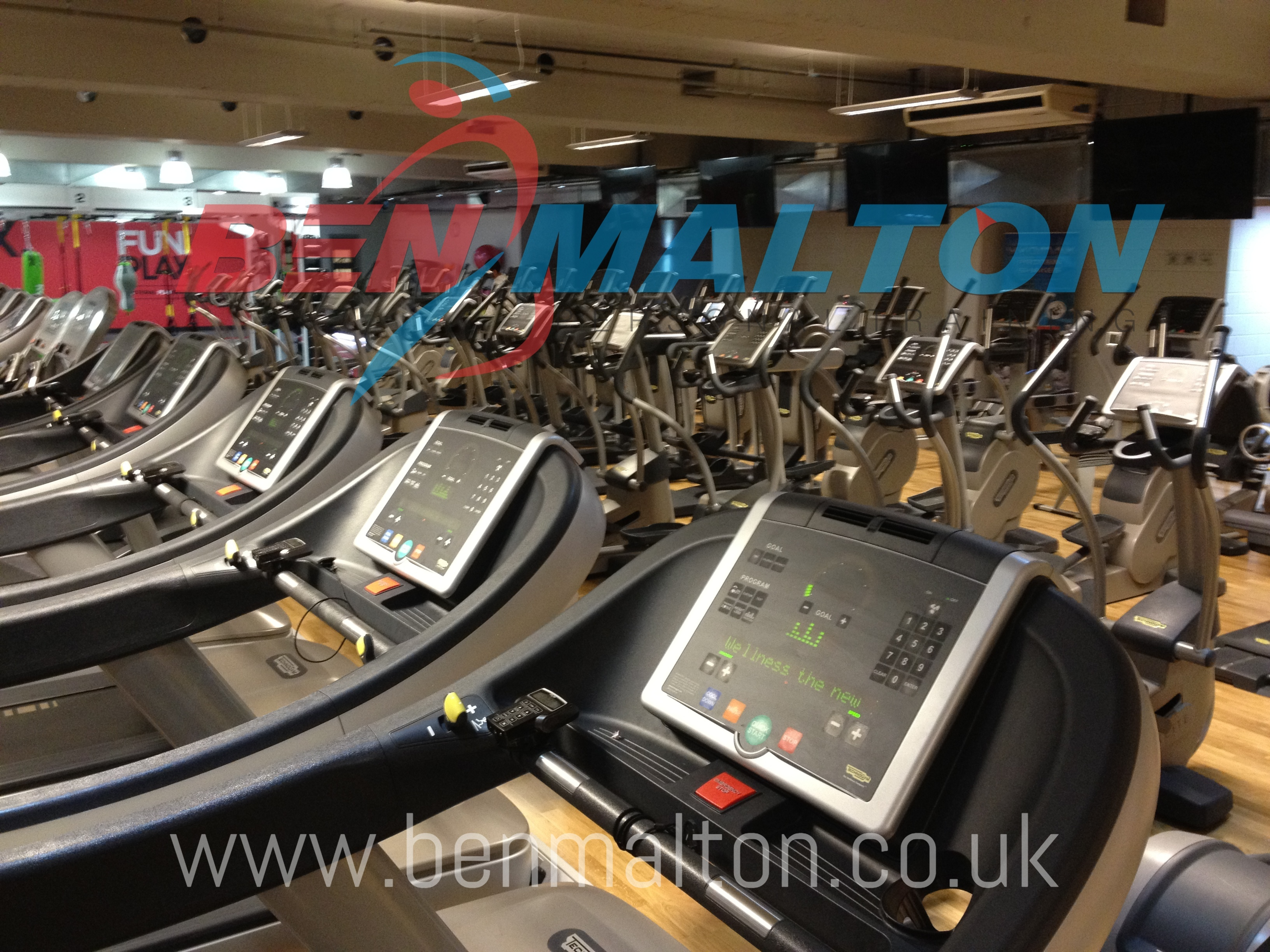 The Gym Group - Cardio 2