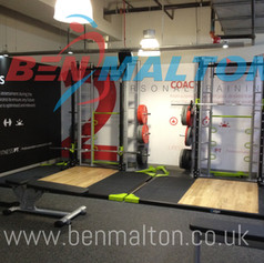 The Gym Group - Personal Training Platfo