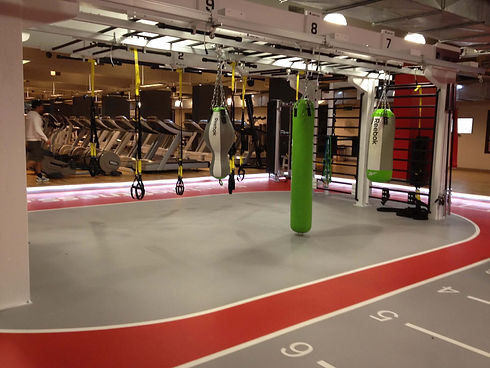 The Gym Group Deansgate - Functional Are
