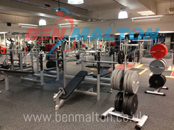 The Gym Group - Barbell Area 2