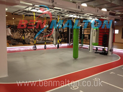 The Gym Group - Functional Area 1