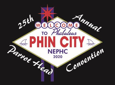 NEPHC 2020 Convention January Registration Winner