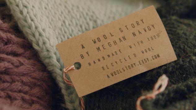 A Wool Story - Meet Meg Navoy