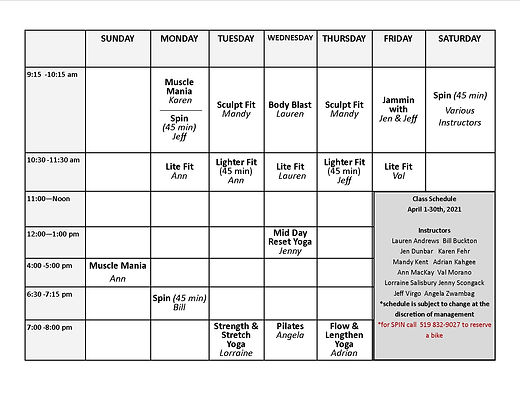 April2021Half Page Schedule and descript
