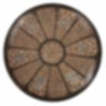 andré metthey grand plat diamètre 60 cm céramique 1890 1900 oriental iznik pièce d'exeption ceramique