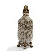 séraphin soudbinine vase couvert exceptionnel succession pierre Kelljberg