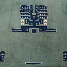 emmenuel eyraud ivan da silva bruhns tapis carpet art deco auction encheres