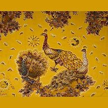 jean lurçat tapisserie les paons aubusson