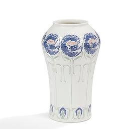 georges de feure art nouveau samuel bing leconoe vase 1900 siegfried bing rue de provence maison moderne