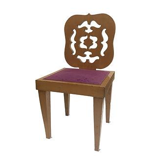 Louise-Edmée Chevallier Primavera Colette Guéden 1939 chaise à ouvrage vitrine maison de poupée couture poésie sycomore
