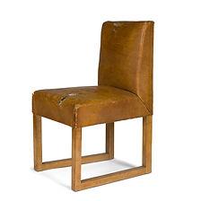 Mallet-Stevens chaise paul cavrois bureau villa cavrois croix nord préemption état cmn poirier cuir architecte 1932 UAM