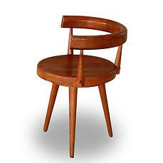 charlotte perriand pierre jeanneret fauteuil pivotant trois pieds blanchon BCB