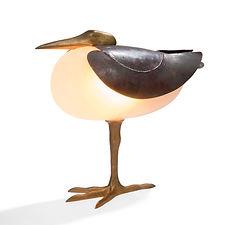 francois xavier lalanne echassier lampe moyen modèle edition artcurial 1990