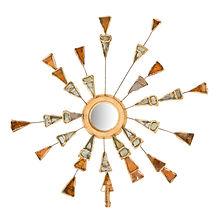line vautrin miroir rare seulement deux exemplaires connus talosel verre