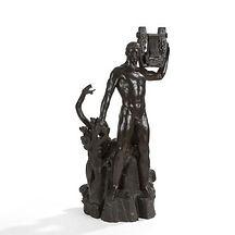 henri bouchard apollon exposition international 1937 palais de chaillot réduction bronze