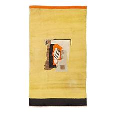 Jean Lurçat Marie Cuttoli Myrbor Jacques Doucet exposition paris 1925 le jardin tapis point noué UAM