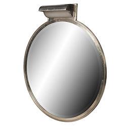 miroir moderniste éclairant etablissements petitot