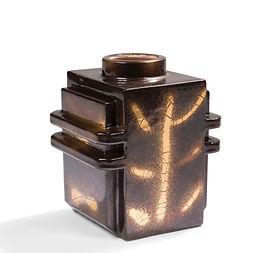 robert lallemant vase architecture chocolat or modernisme 1930