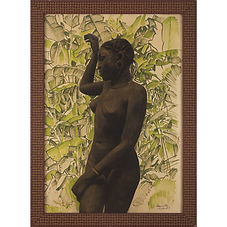 Jacque Majorelle orientalisme marrakech peintre bleu ysl marcilhac maroc afrique 1930 nancy atlas orientalisme exposition coloniale 1931 beauté subsaharienne