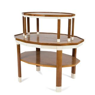 Philippe Wolfers exposition Paris1925 Gioconda table a thé
